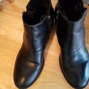 BOC black booties